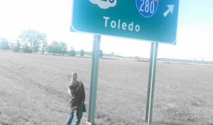 Scoring weed on the road
