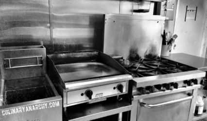 Top 5 coolest places I've cooked