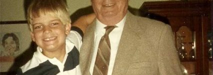 My grandpa was a badass