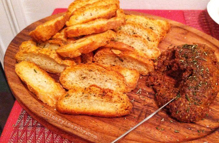Toasted Pecan Pesto